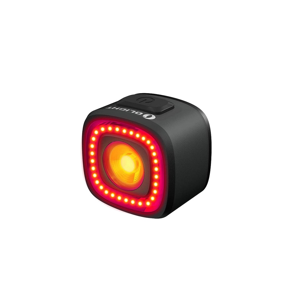 RN 120 Bicycle Red Rear Light