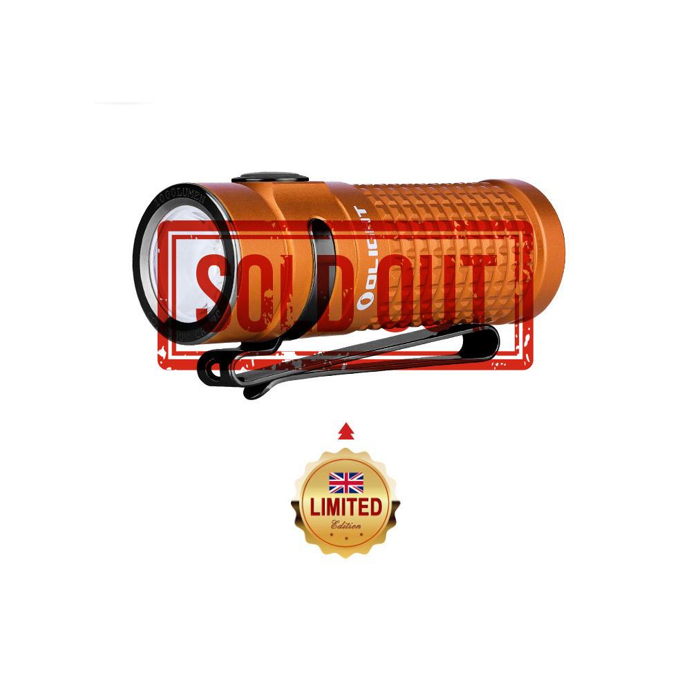 Olight S1R Baton II 1000 Lumens Compact EDC Torch