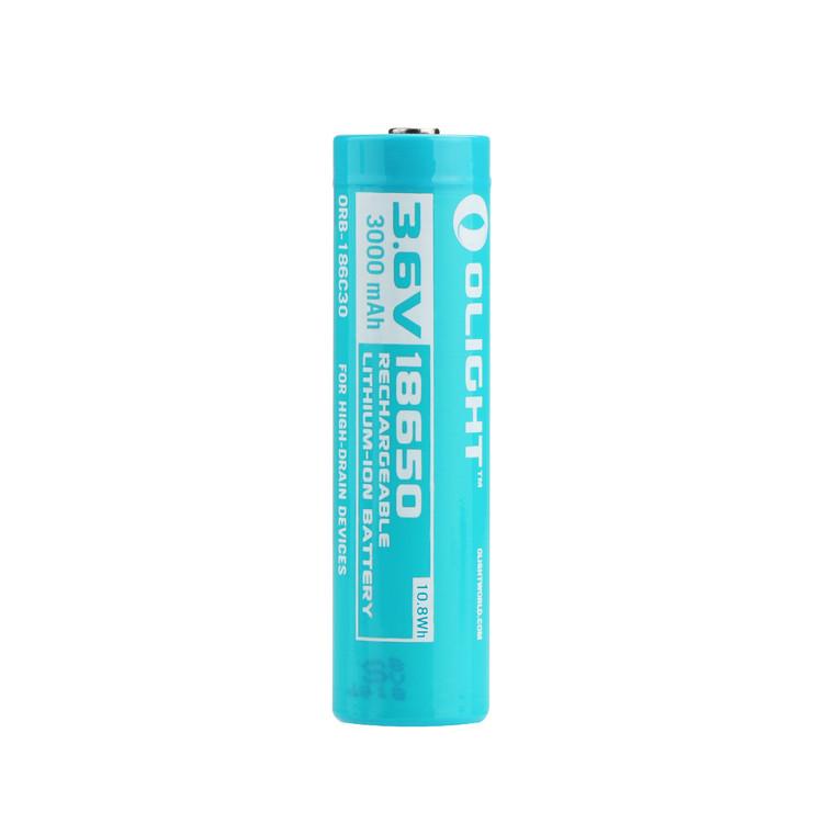 18650 Customised 3000mAh Battery