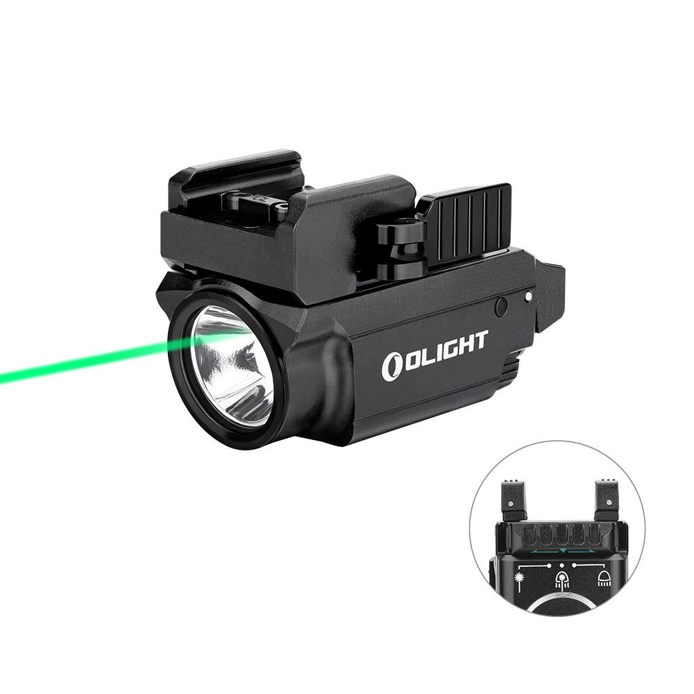 Olight Baldr Mini Powerful Green Laser Weapon Light