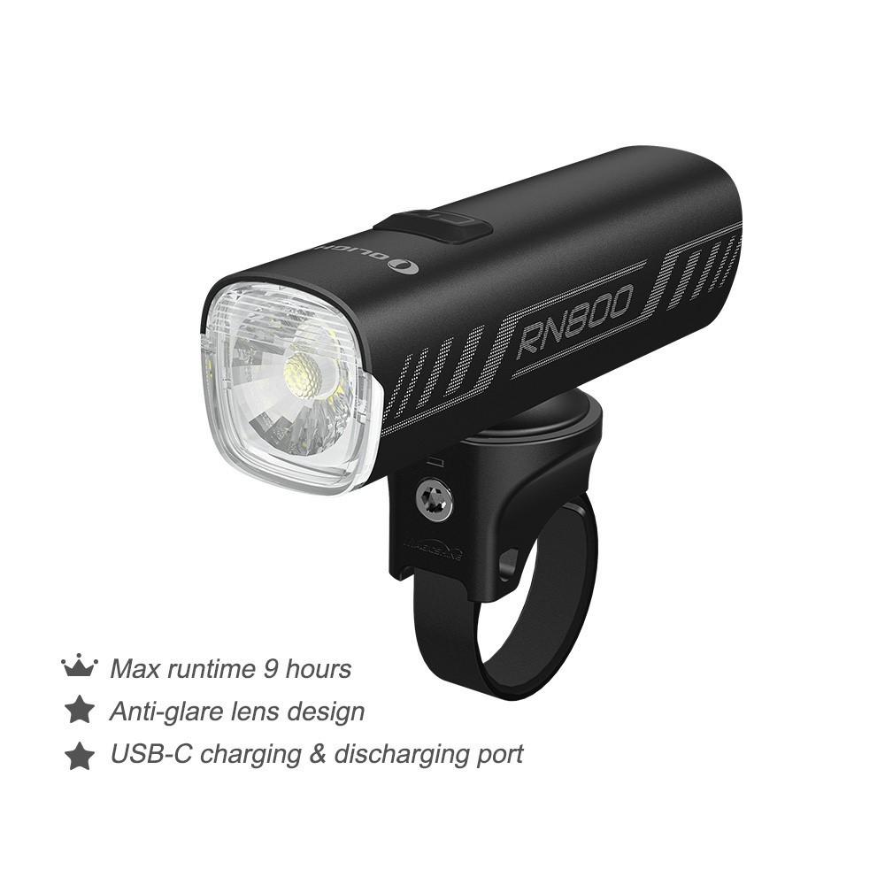 Co-branded RN 800 Bike Headlight