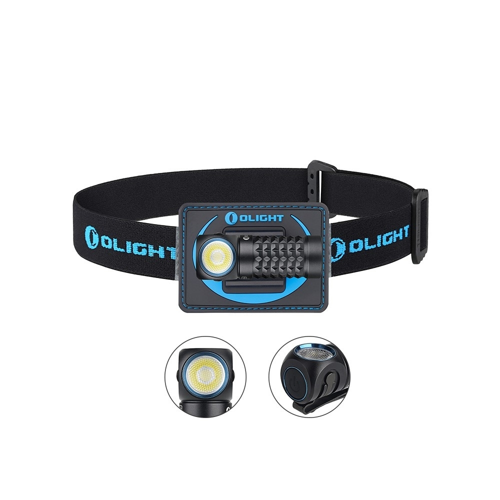 Olight Perun Mini Kit 1000 Lumens Multifunctional Head Torch