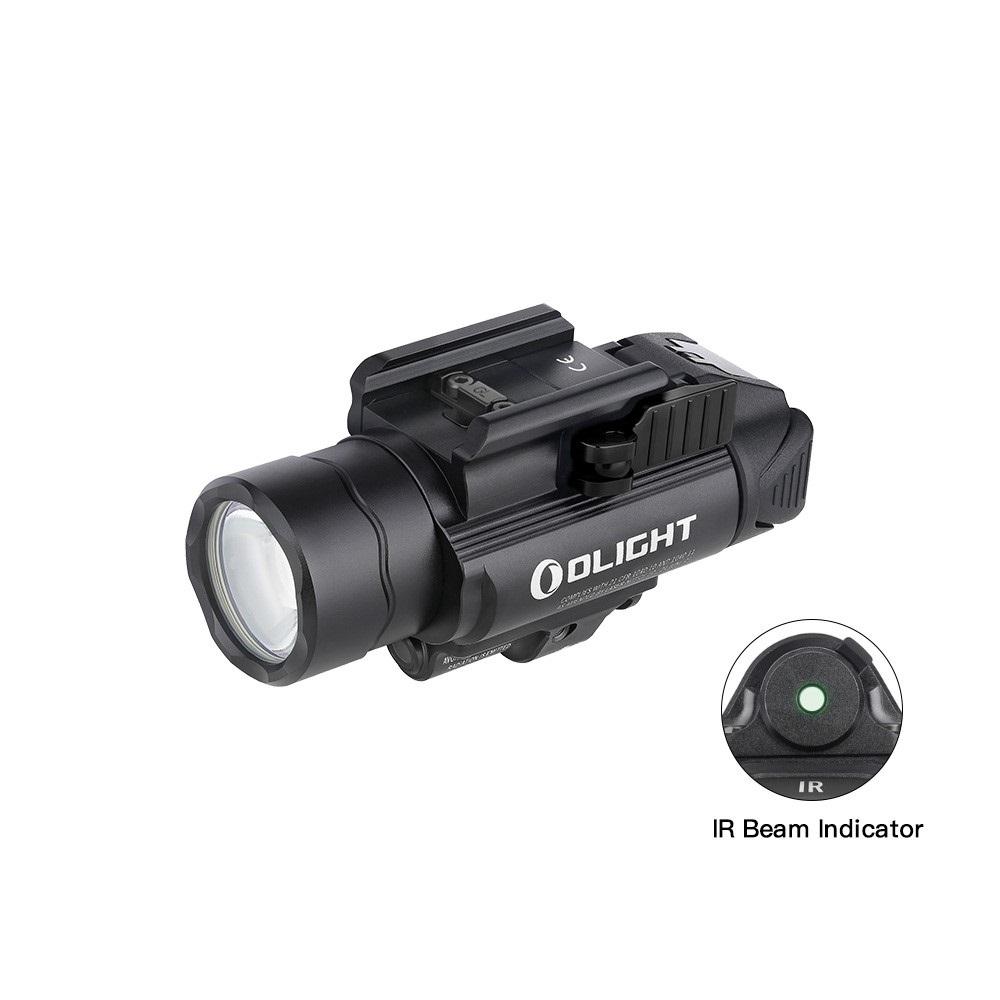 Olight Baldr IR 1350 Lumens LED Weapon Light