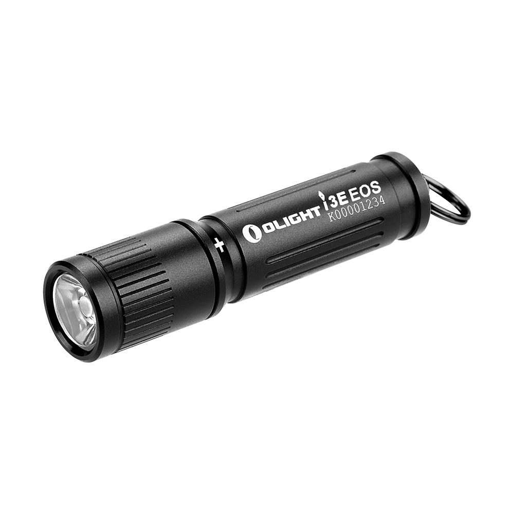 Olight i3E EOS Smallest 90 Lumens Keychain Torch