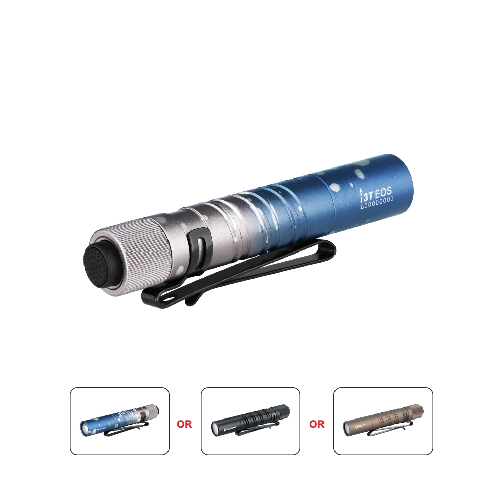 Olight i3T EOS 180 Lumens AAA Battery Powered LED Torch