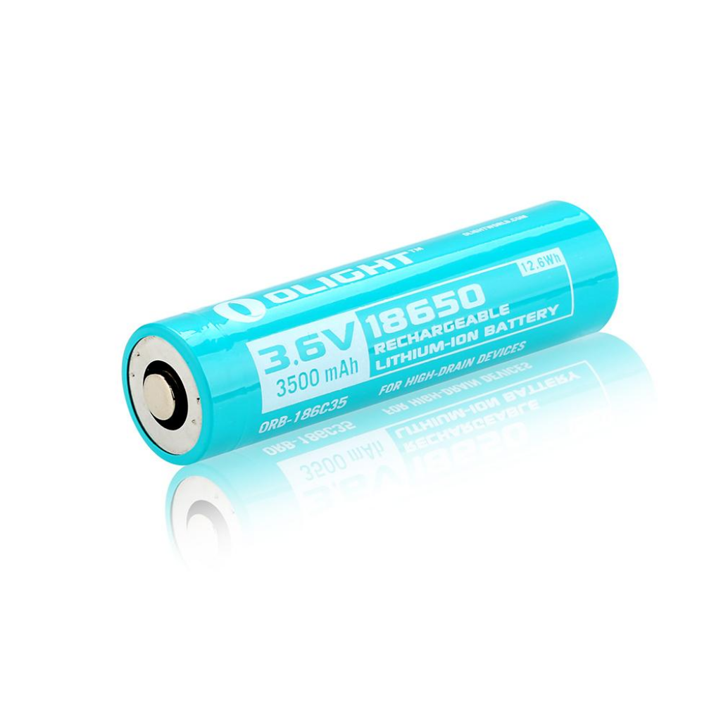 18650 Customised 3500mAh Battery