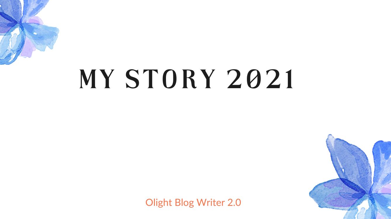 ③ My Little Story in 2021