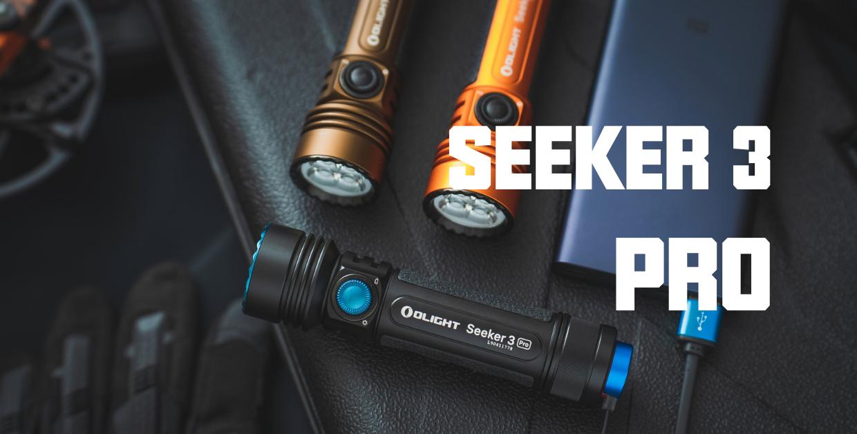 Upgraded | New Seeker series!