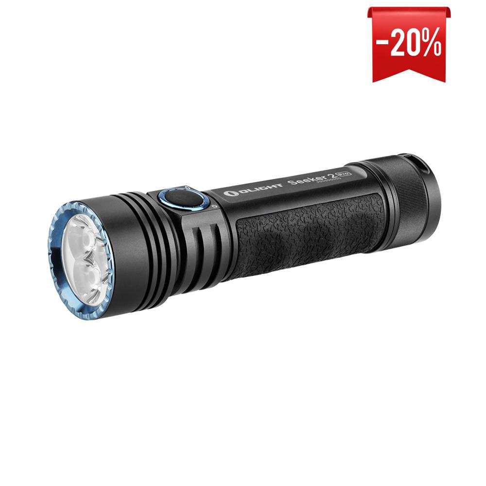 Seeker 2 Pro 3200 Lumens Compact EDC Torch