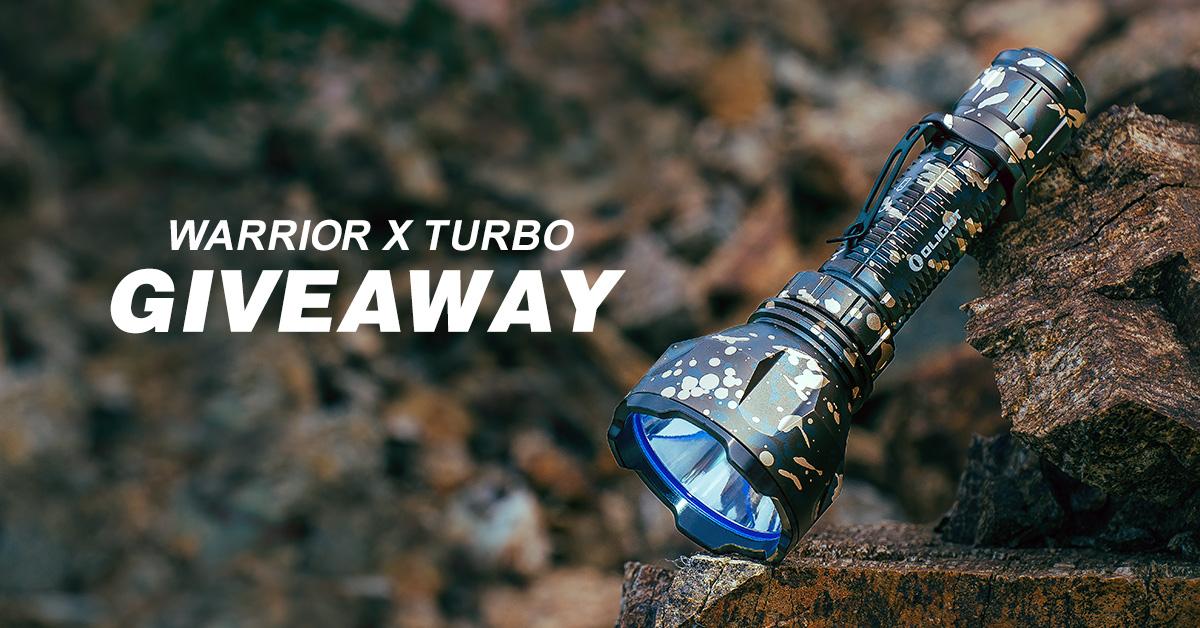 GIVEAWAY | WARRIOR X TURBO DESERT CAMOUFLAGE