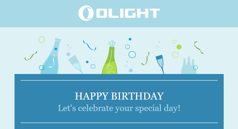 Dear O-Fan, Happy Birthday