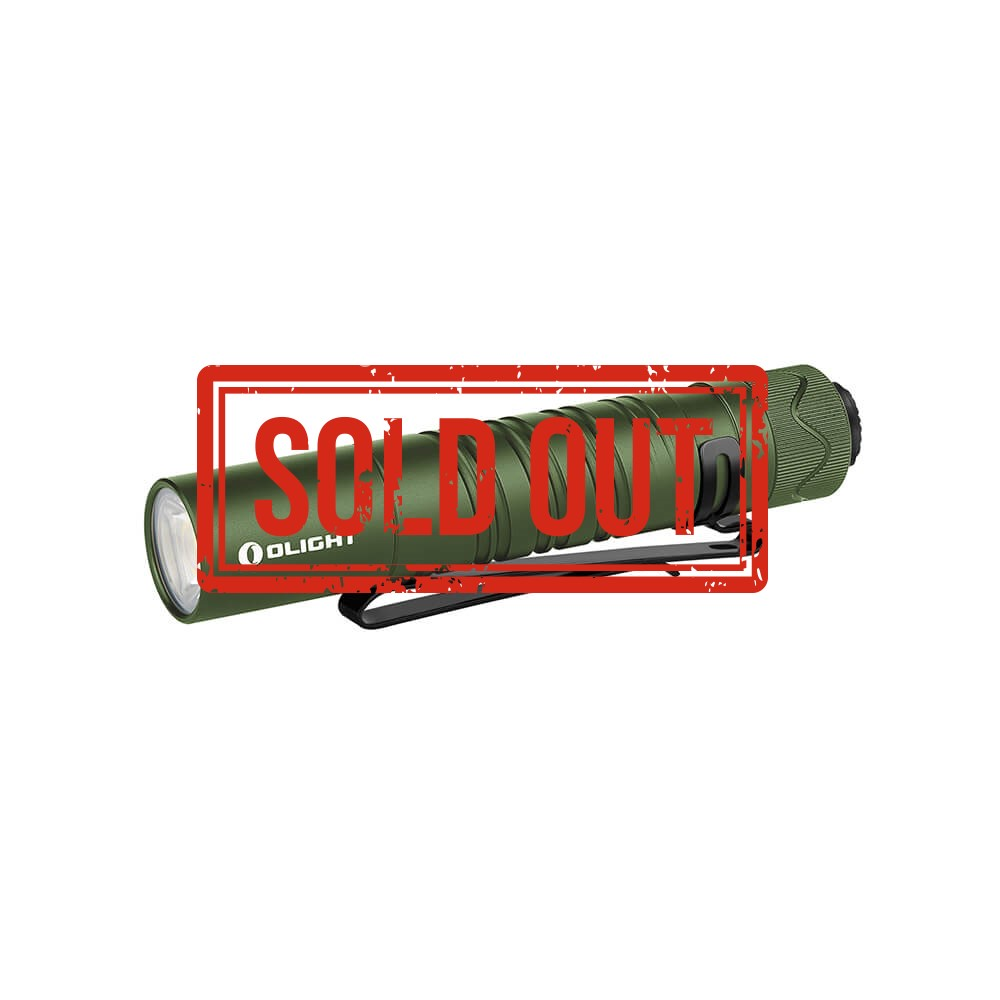 Olight i5R EOS OD Green Rechargeable EDC Torch