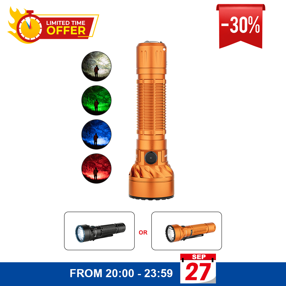 Olight Freyr Multi-Colour Tactical Torch