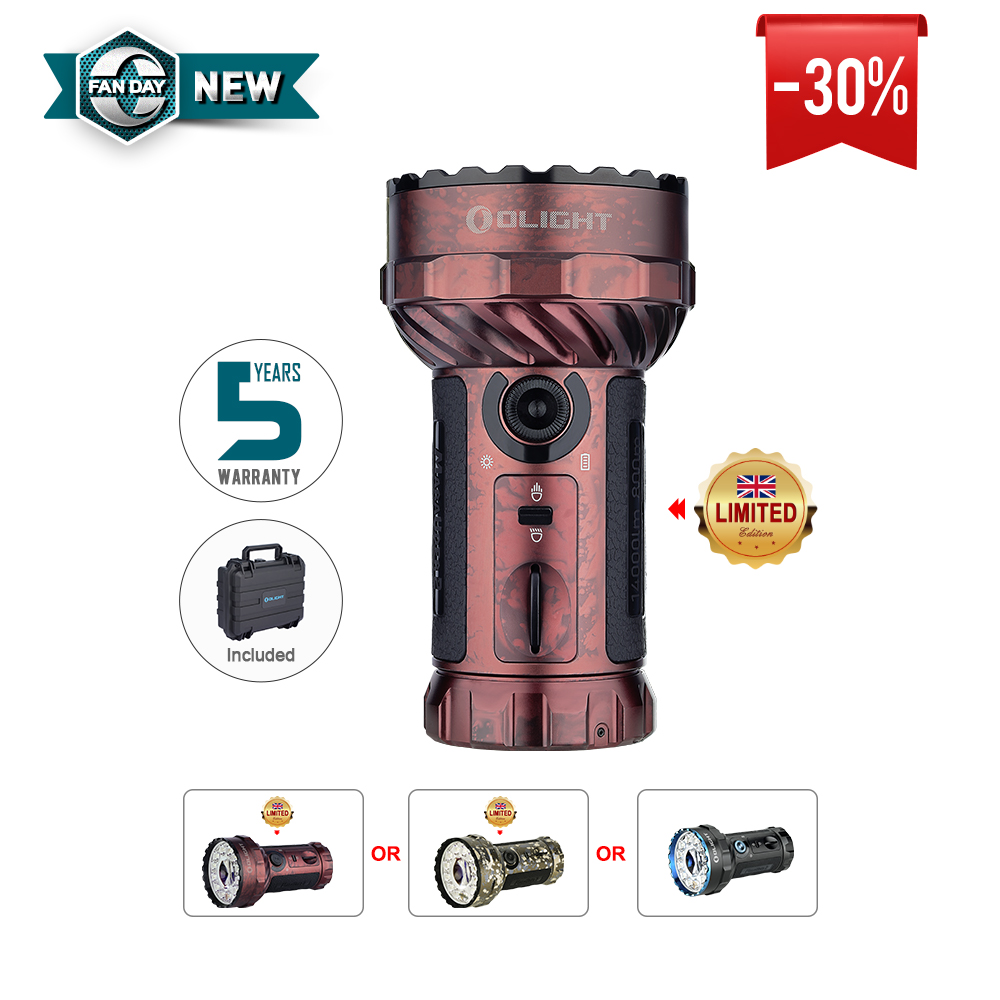 Olight Marauder 2 Rescue and Search Light