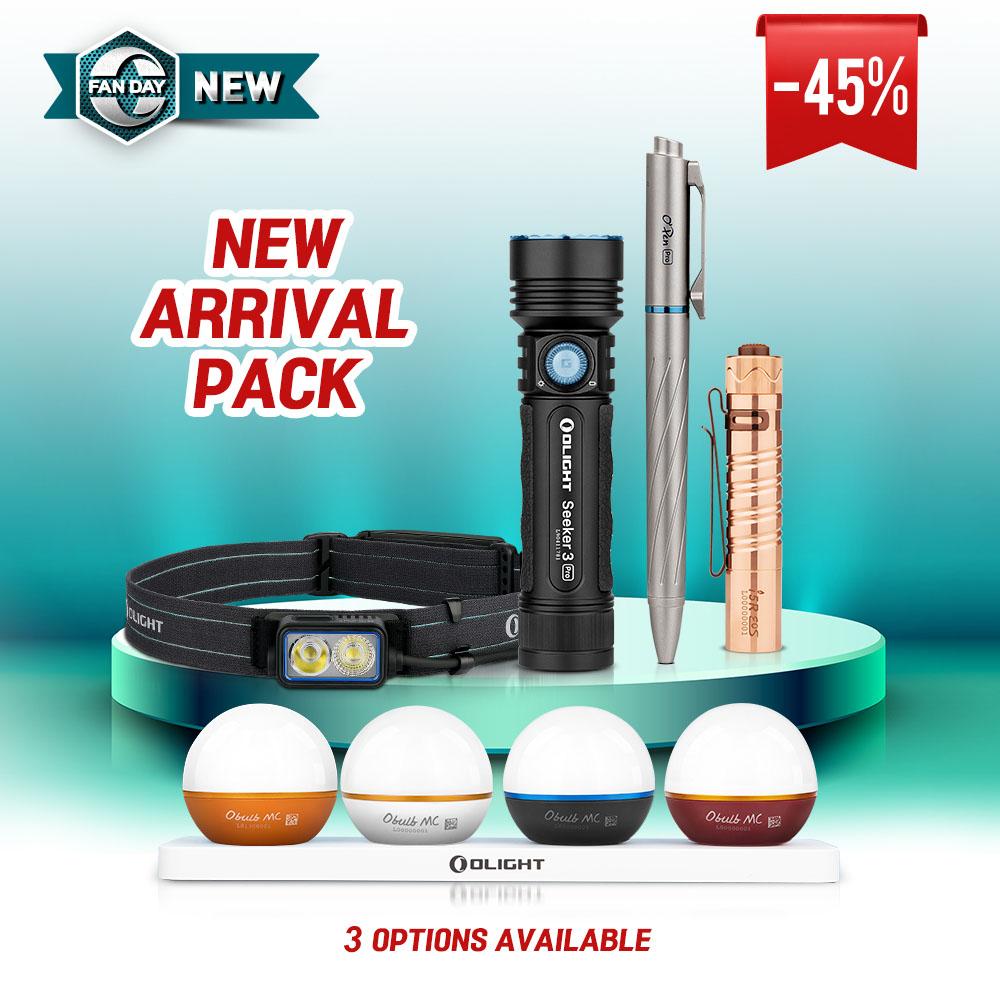 Olight O-fan Sale New Arrivals Pack