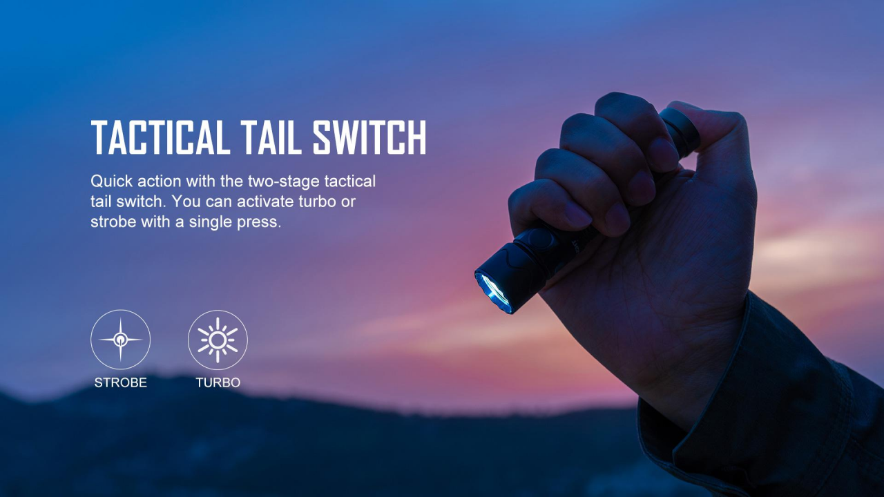 Warrior Mini 2 - The New Benchmark For Tactical EDC Lights