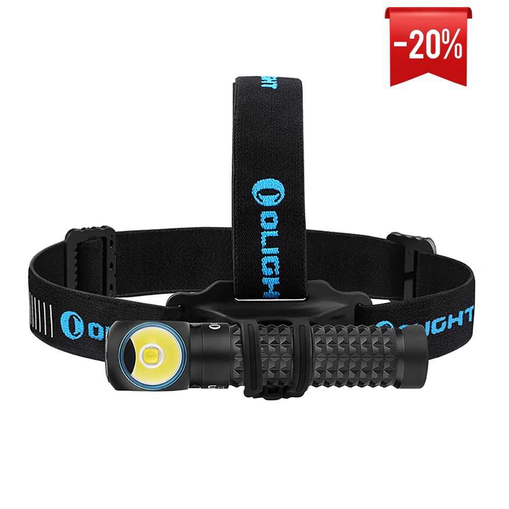 Olight Perun Kit 2000 Lumens Rechargeable LED Torch