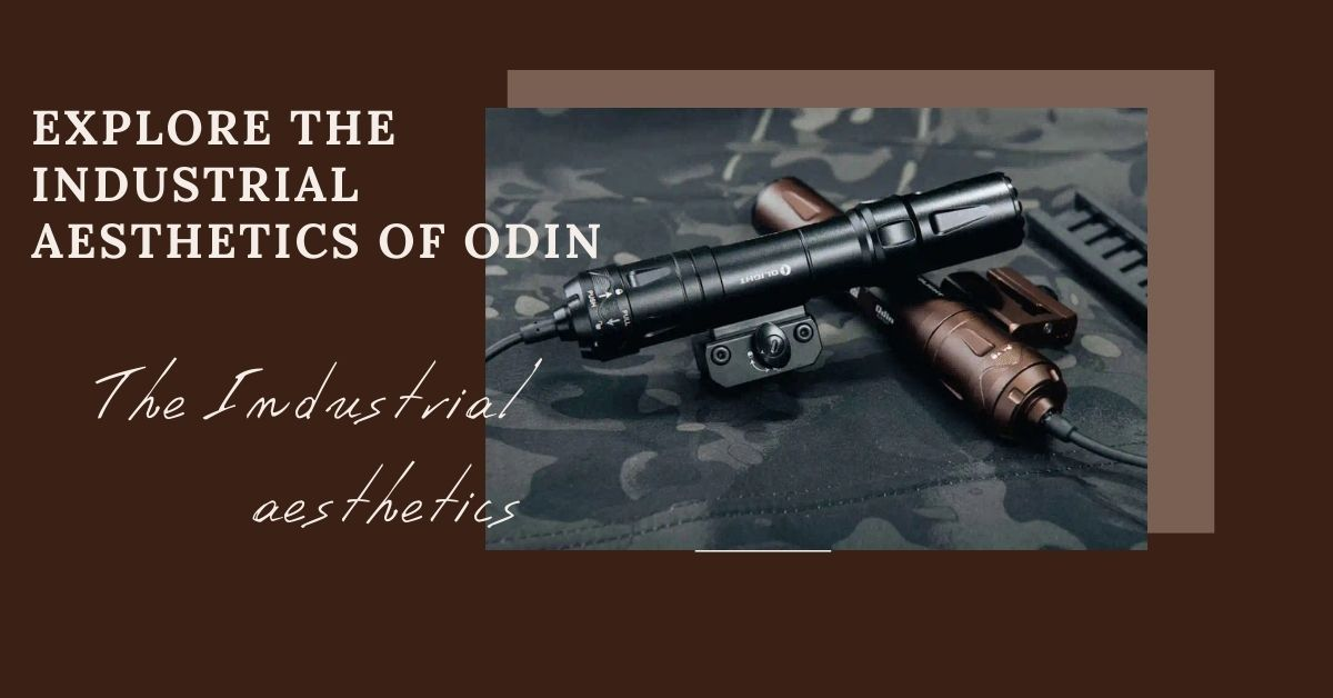 Explore The Industrial Aesthetics Of Odin