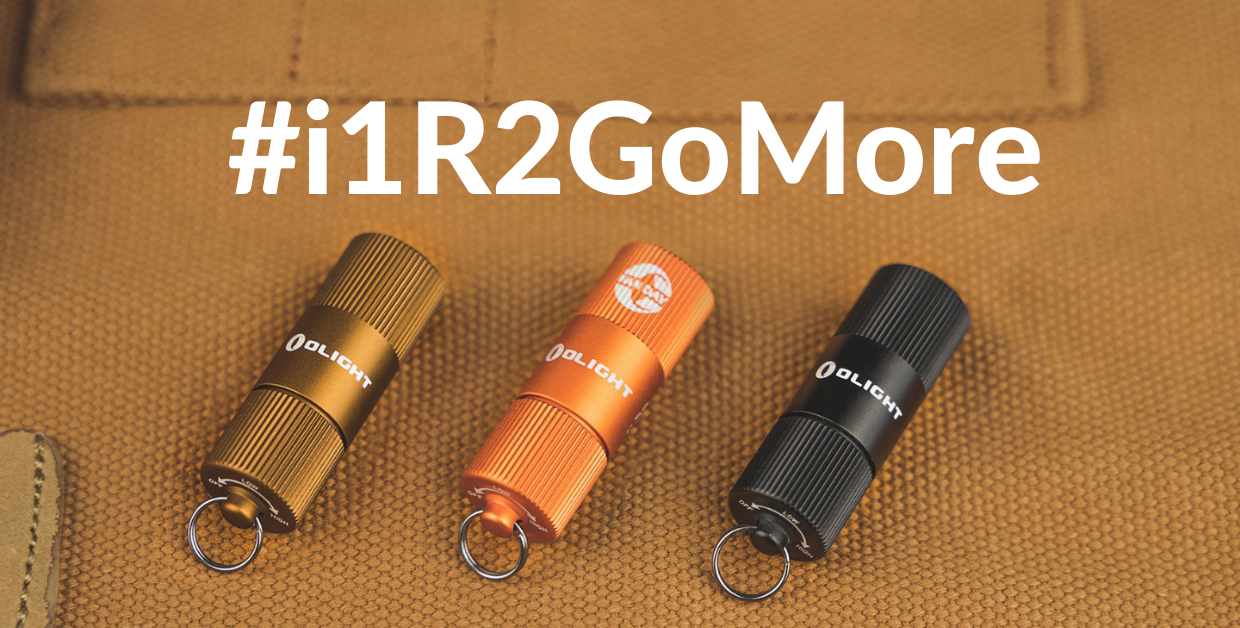 GIVEAWAY | Let's go create with i1R 2.