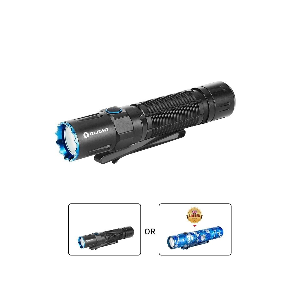 Olight M2R Pro 1800 Lumens Tactical LED Torch