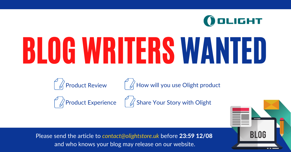 Blog Writers, We Wanted!