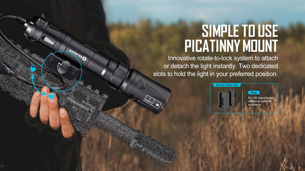 odin,turbo,high output,tactical light