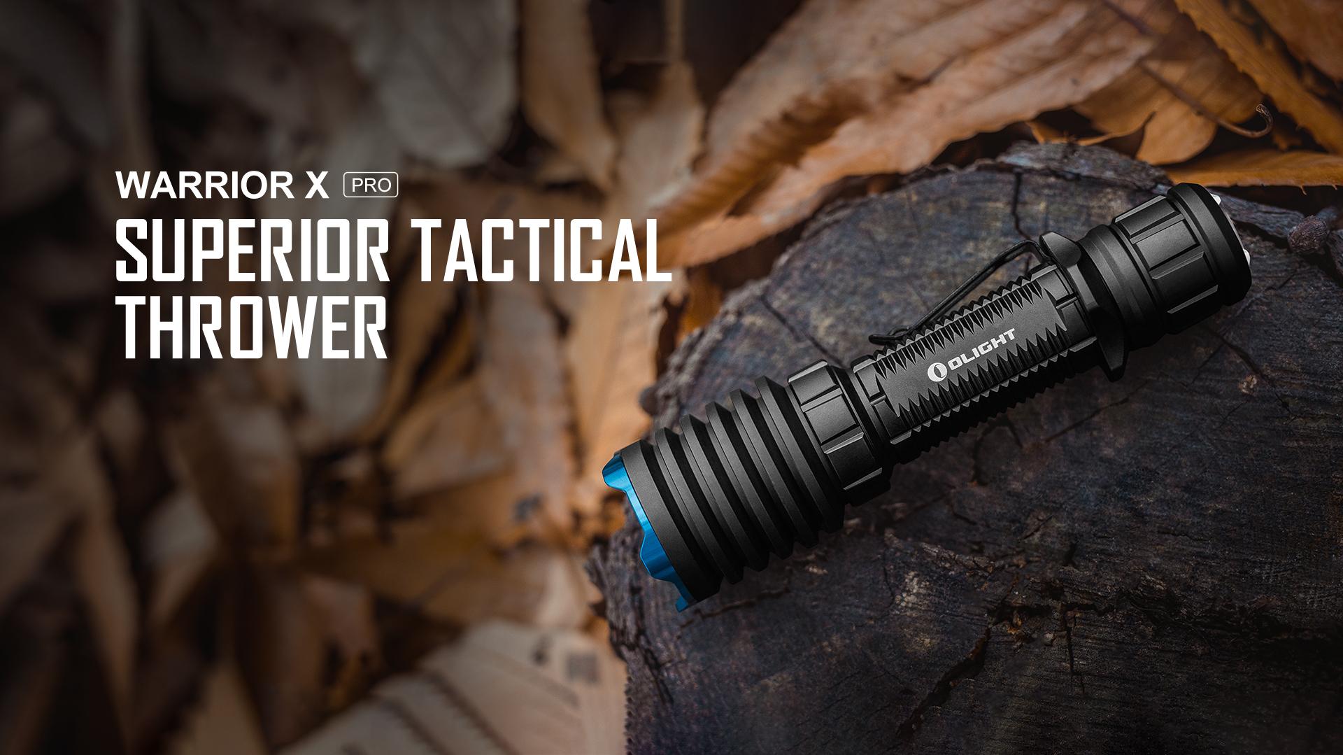 tactical torch,warrior x pro